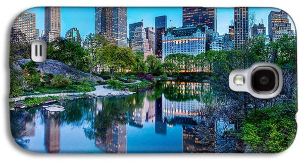 Urban Oasis Galaxy S4 Case by Az Jackson