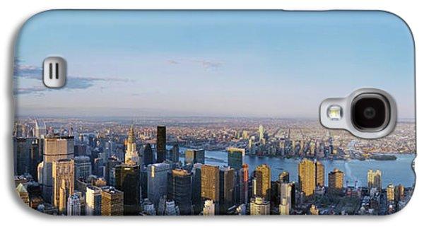 Urban Playground Galaxy S4 Case by Az Jackson