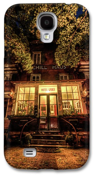 Urbex Hotel Galaxy S4 Case by Nathan Wright