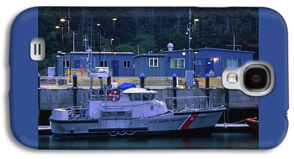 U.s. Coast Guard - Fort Bragg California Galaxy S4 Case