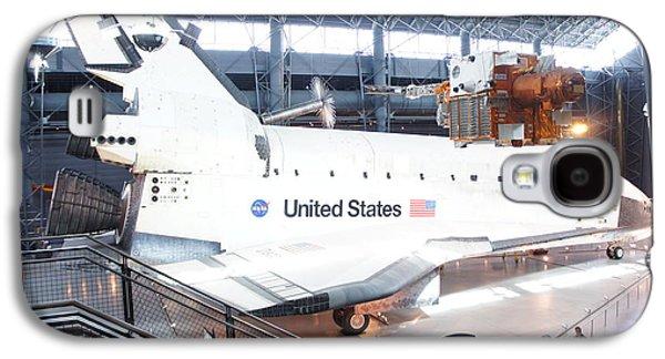 First Space Shuttle Enterprise Galaxy S4 Case by Art Spectrum