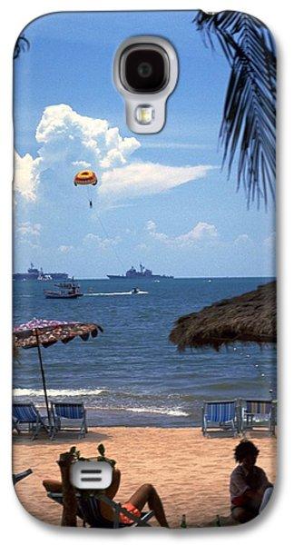 Us Navy Off Pattaya Galaxy S4 Case