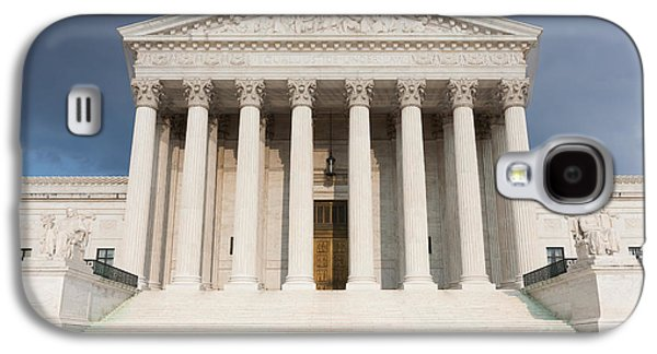 Us Supreme Court Building V Galaxy S4 Case