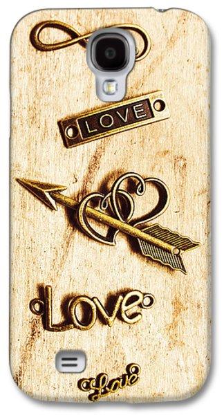 Valentine Pendants Galaxy S4 Case by Jorgo Photography - Wall Art Gallery