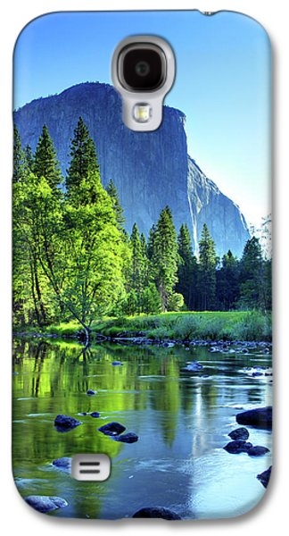 Valley View Morning Galaxy S4 Case