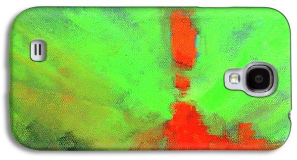 Valley View Galaxy S4 Case by Nancy Merkle