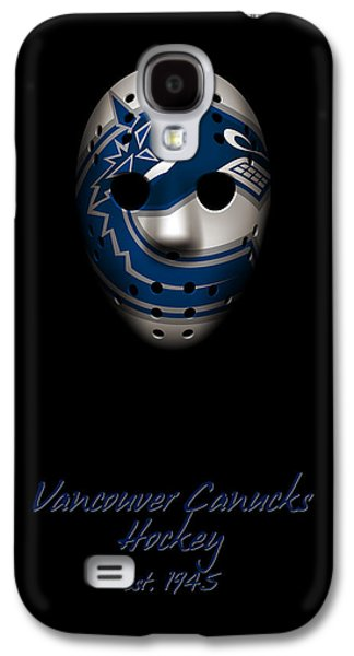 Vancouver Canucks Established Galaxy S4 Case