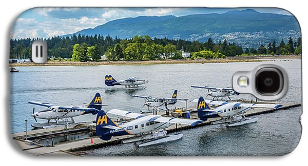 Vancouver Seaplanes Galaxy S4 Case by Inge Johnsson