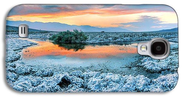 Vanilla Sunset Galaxy S4 Case