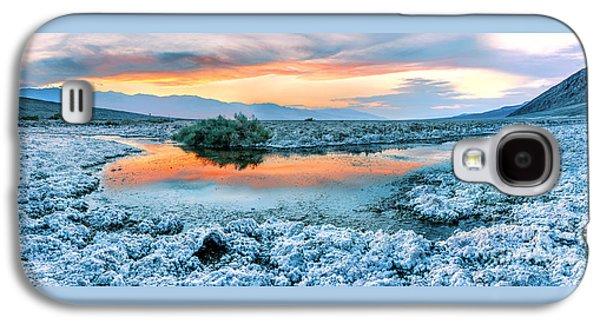 Vanilla Sunset Galaxy S4 Case by Az Jackson