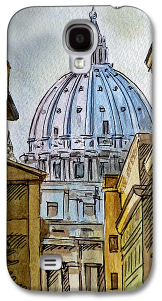 Vatican City Galaxy S4 Case