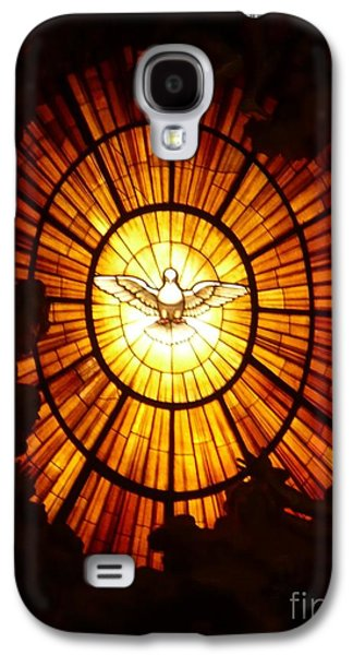 Vatican Window Galaxy S4 Case by Carol Groenen