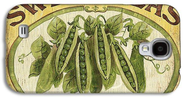 Veggie Seed Pack 1 Galaxy S4 Case by Debbie DeWitt