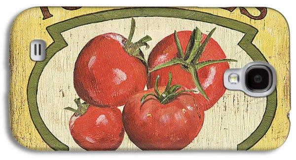 Veggie Seed Pack 3 Galaxy S4 Case