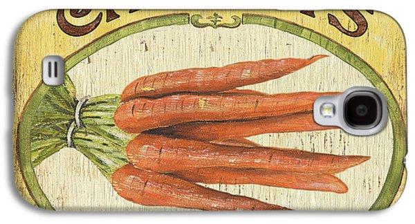 Veggie Seed Pack 4 Galaxy S4 Case by Debbie DeWitt