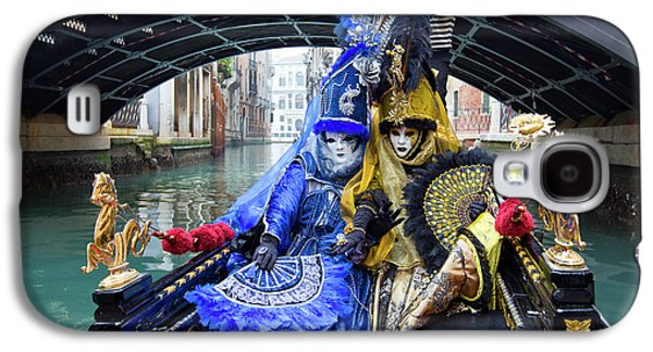 Venetian Ladies On A Gondola Galaxy S4 Case