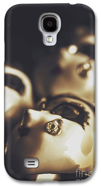 Venetian Masquerade Mask Rings Galaxy S4 Case by Jorgo Photography - Wall Art Gallery