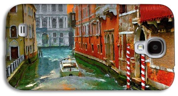 Venezia. Ca'gottardi Galaxy S4 Case by Juan Carlos Ferro Duque