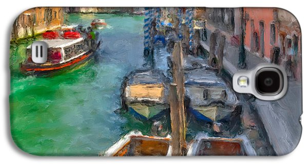 Venezia. Cannaregio Galaxy S4 Case by Juan Carlos Ferro Duque
