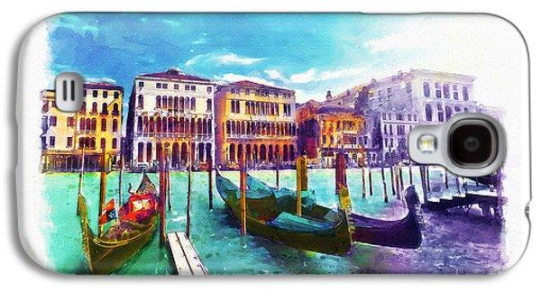 Venice Galaxy S4 Case