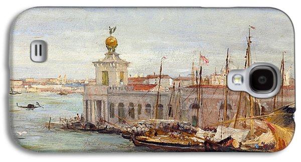 Venice Galaxy S4 Case by Sir Samuel Luke Fields