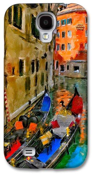 Venice. Splendid Svisse Galaxy S4 Case by Juan Carlos Ferro Duque