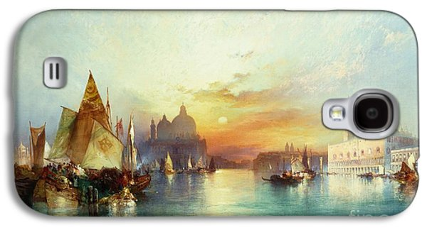 Venice Galaxy S4 Case by Thomas Moran