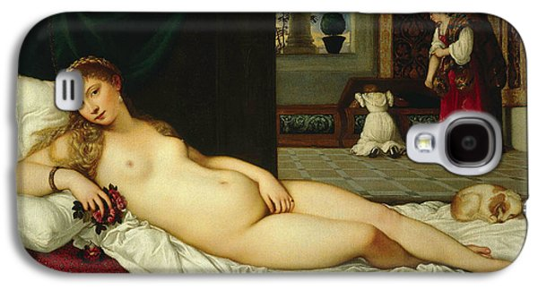 Venus Of Urbino  Galaxy S4 Case