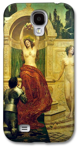 Venusberg Scene From Tannhauser Galaxy S4 Case