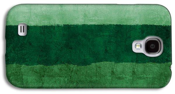 Verde Landscape 1- Art By Linda Woods Galaxy S4 Case