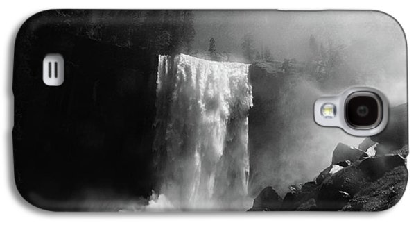 Vernal Fall And Mist Trail Galaxy S4 Case