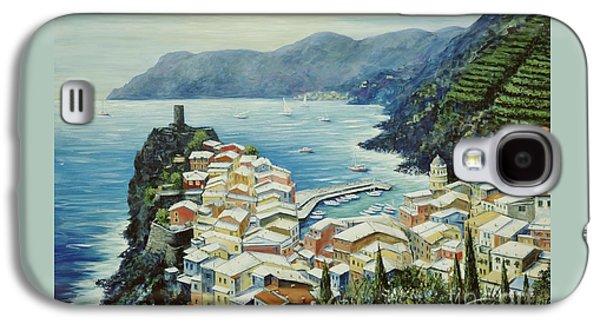 Vernazza Cinque Terre Italy Galaxy S4 Case