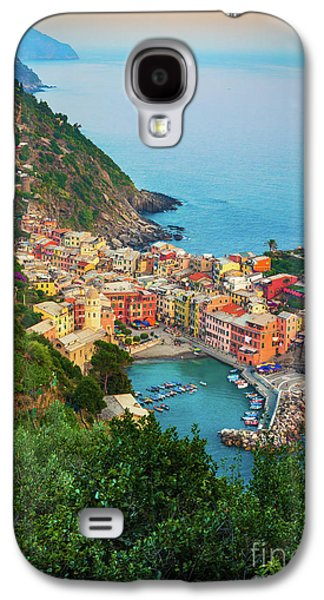 Vernazza From Above Galaxy S4 Case