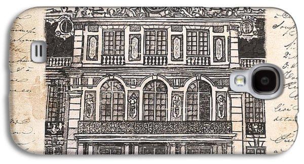 Castle Galaxy S4 Case - Versailles by Debbie DeWitt