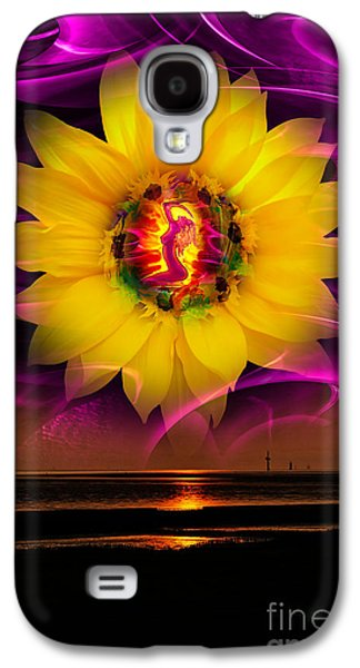 Very Beautiful  Sunrise Galaxy S4 Case by Walter Zettl