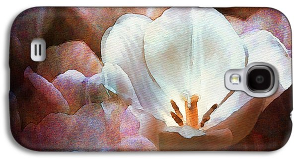 Vesper Tulips Galaxy S4 Case by Moon Stumpp