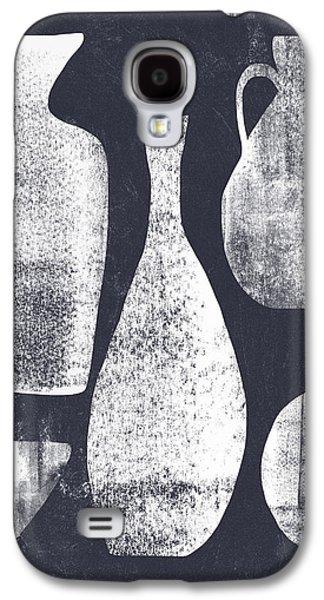 Vessel Sampler- Art By Linda Woods Galaxy S4 Case by Linda Woods