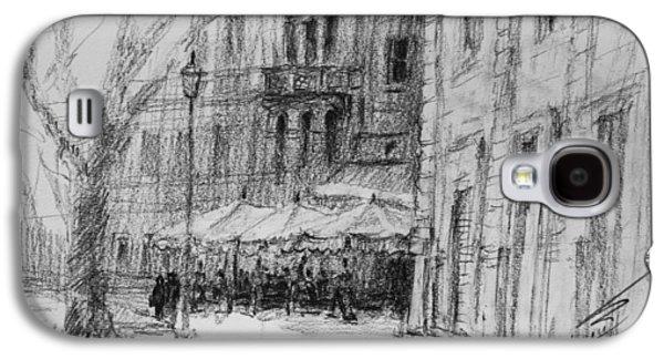 Via Veneto, Rome Galaxy S4 Case by Ylli Haruni
