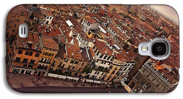 Vibrant Verona Galaxy S4 Case by Carol Japp