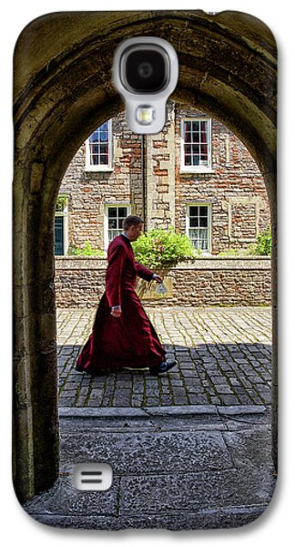 Vicars' Close Resident Galaxy S4 Case by Christopher Rees