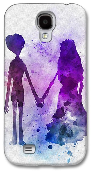 Victor And Emily Galaxy S4 Case by Rebecca Jenkins