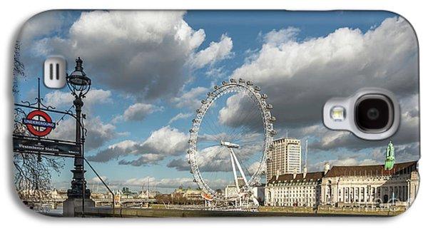 Victoria Embankment Galaxy S4 Case