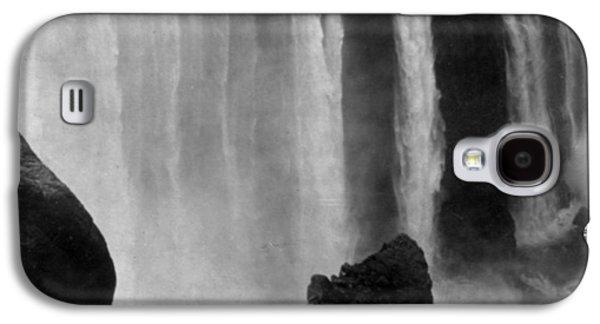 Victoria Falls - C 1911 Galaxy S4 Case