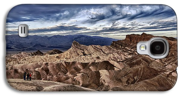 View From Zabriskie Point  Galaxy S4 Case