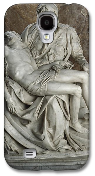 View Of Michelangelos Famous Sculpture Galaxy S4 Case
