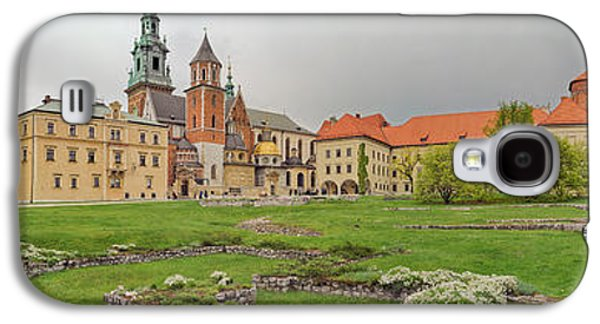 View Of The Wawel Castle With The Wawel Galaxy S4 Case