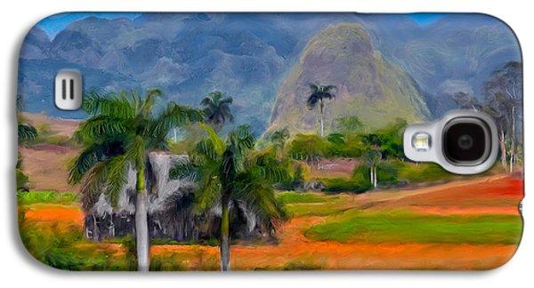 Vinales Valley. Cuba Galaxy S4 Case by Juan Carlos Ferro Duque