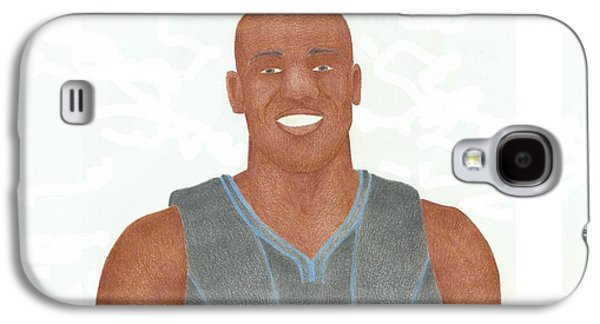 Vince Carter Galaxy S4 Case by Toni Jaso