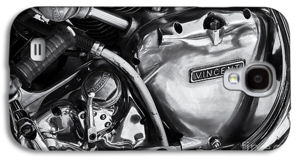 Vincent Engine Detail Galaxy S4 Case