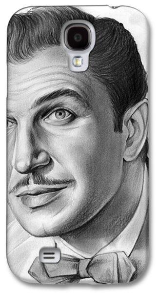 Vincent Price Galaxy S4 Case